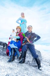 Frozen by TemaTime