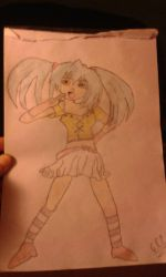 Anime Chick by Casey0