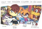 Save the Freedom Fighters (Keep them in IDW Sonic) by dth1971