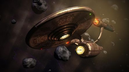 Steampunk Enterprise Remix by jeremyschwer