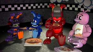 [SFM] Pizza Party by TIM-idator