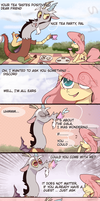 Guest Couple Comic by Sansdy