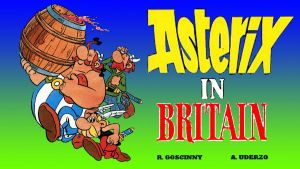 Asterix in Britain by JeffreyKitsch