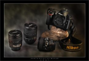 Nikon D70s by alwahab