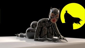 Catwoman 2 by j196687