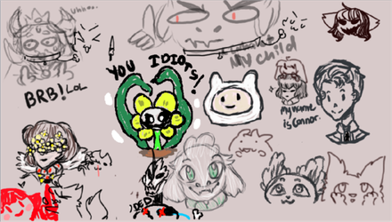Drawpile by WereWolfGirl231