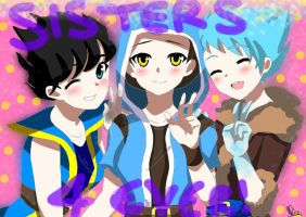 3 WITCHES!!! by Aligamer005