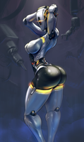 GLaDOS by cutesexyrobutts