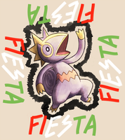 Kecleon Fiesta
