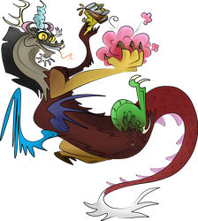 MLP: Discord by Hisscale