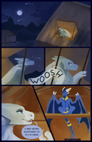 Night of the Dragon: Page 1 by DraconicXeno515