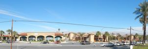 Indio California Panorama by Nordenx