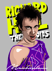Richard Hell and The Voidoids by indesition