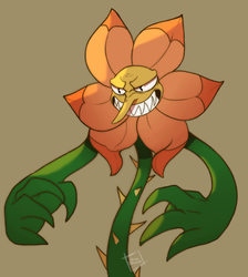 Cagney Carnation by NanaDagger