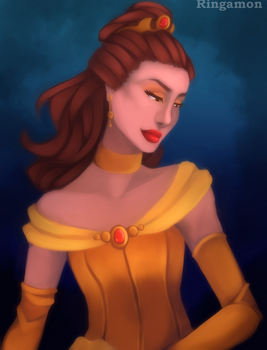 Belle by Ringamon