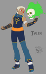Loh - Talin Commission by athorment