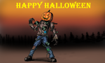 Happy Halloween 2018 by eoshek
