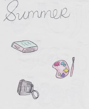 Just some random  summer do's by Ivy-the-RubyTiger175