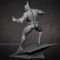 Bruce Wayne Batman Beyond Side 2 by kdoyle9