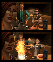 rhys tries to cook [SFM] by CalmingSoul