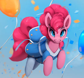Pinky Pony by Rodrigues404