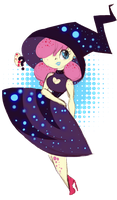 Boozle Bean Witch Adoptable Auction. by Syico