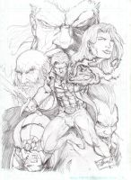 riftor quick sketch by DCON