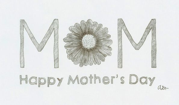 Mother Day 2013 sketch by Ponkool4