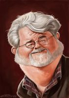 GEORGE LUCAS by JaumeCullell