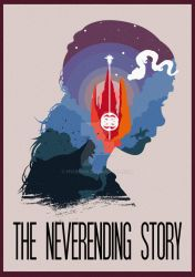 The Many Faces of Cinema: The NeverEnding Story by Hyung86