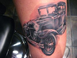 '1932 Ford' by BloodIronRose