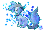 Sparkling Pyrit by JB-Pawstep