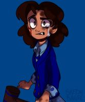 Veronica Sawyer by sketchbagel