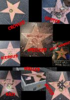 Donald Trump Star of Fame by JMK-Prime