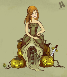 Pumpkin Killer by Headwin