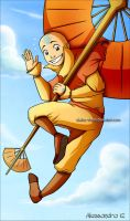 Hey Aang! by Aleccha