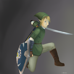Link by Big-Dango-Family