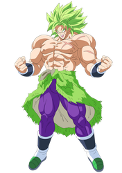 Broly Movie 2018 by SaoDVD