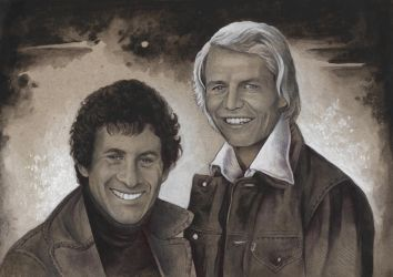 Starsky and Hutch by ebe-kastein