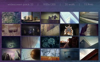 widescreen pack 22 by ether