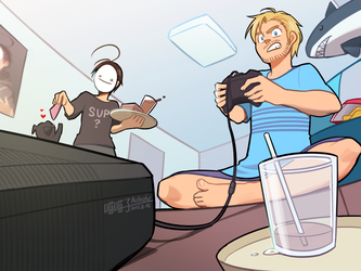 PewdieCry time by aulauly7