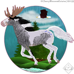 Pixel Horse Image|Dream Weaver|HEE by CherryBlossomEstates