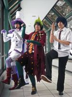 Blue Exorcist Cosplay by Neokillerqc