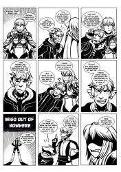 Angie Ruins Fire Emblem 30 by angieness