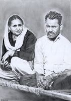 My Grandparents by frqazi