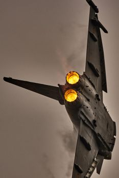Eurofighter Typhoon by Konrad22