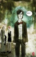 Hello, I'm the doctor by Svart-bd