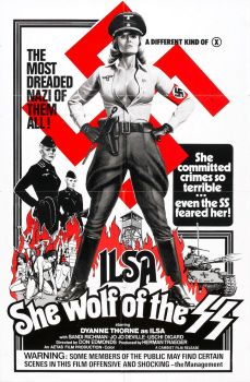 Ilsa She Wolf by bullbrown
