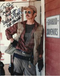 TREMORS: Michael Gross by Shockographs