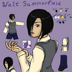Ref - Walt Summerfield by Aisuryuu